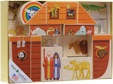 Load image into Gallery viewer, Noah's Ark Block Set