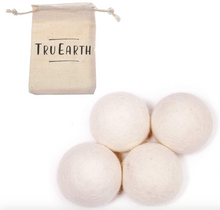 Load image into Gallery viewer, 100% Organic Wool Dryer Balls