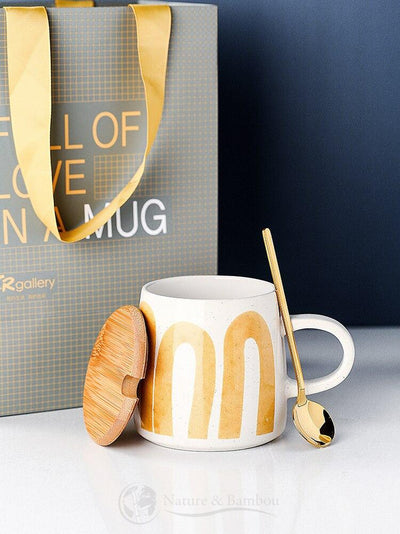 Mug en Bambou Light Design