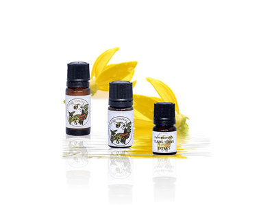 huile essentielle  d'ylang-ylang | Nature & Bambou