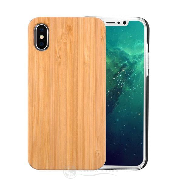 Coque pour Iphone en Bambou-Iphone X-Nature & Bambou