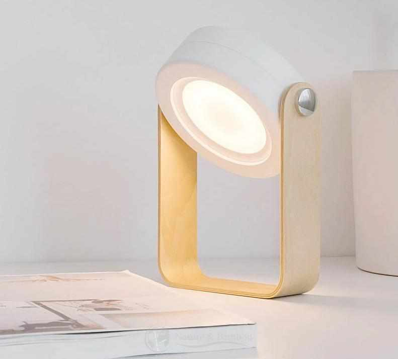 Lampe Réversible en Bambou | JAPAN Design-Zoom-Nature & Bambou