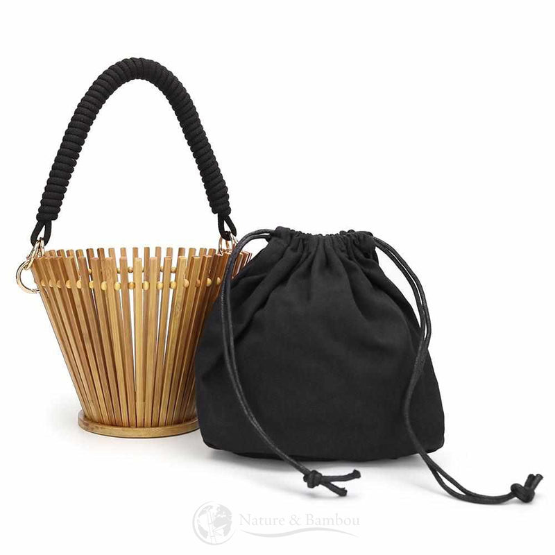 Sac Bucket en Bambou <br> ORTEX