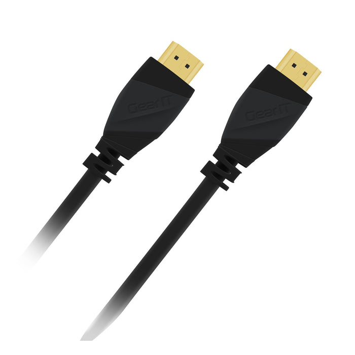 GearIT HDMI 1.4 High Speed Cable, 1080P, 4K Full HD, ARD - 50 Feet / 15 Meters