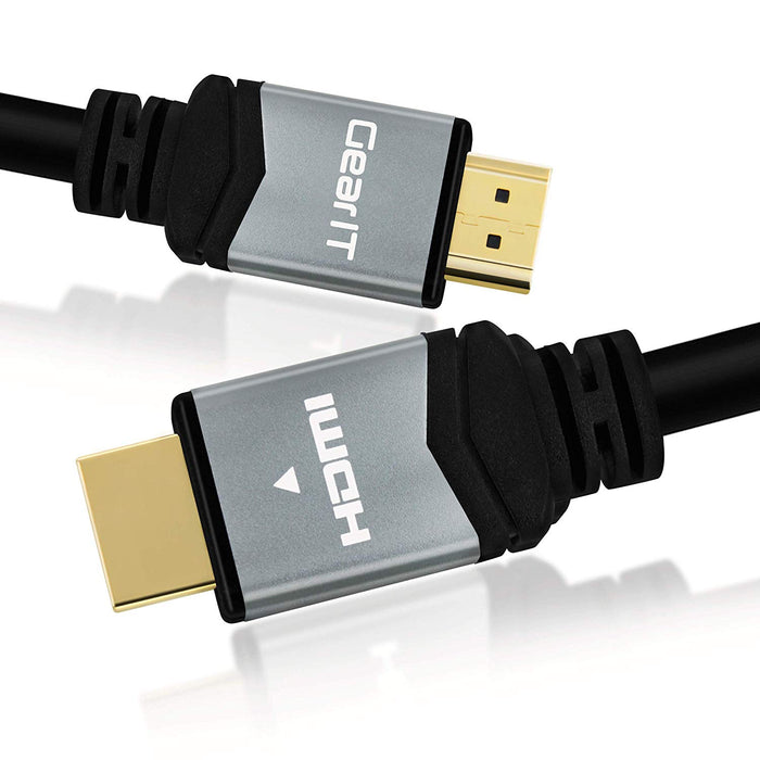 GearIT HDMI 2.1 Ultra High Speed 8K, 48Gbps, Resolution 120Hz with HDR Support
