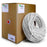 GearIT 1000 Feet Bulk, Cat5e Ethernet Cable, 350MHz, 24AWG, (Solid) Bare Copper Wire, (CM) In-Wall Rated, Pull Box - www.gearit.com