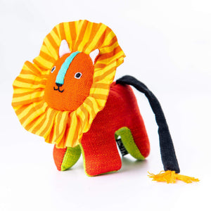 Handmade Cotton Stuffed Wild Animals
