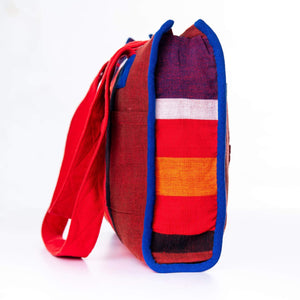 Handwoven Cotton Work Bag