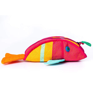 Kids Travel Accessory Bag [Fish]