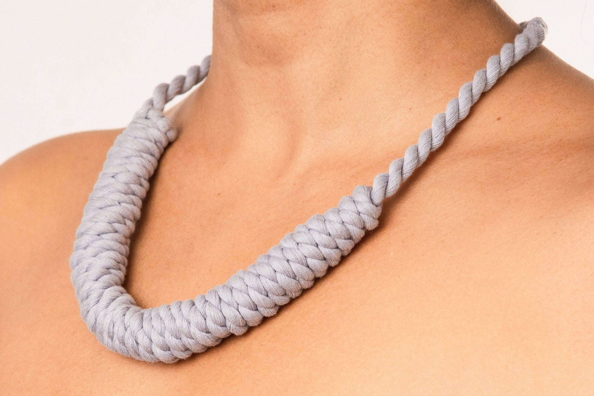 Suva Naturally Dyed Necklace