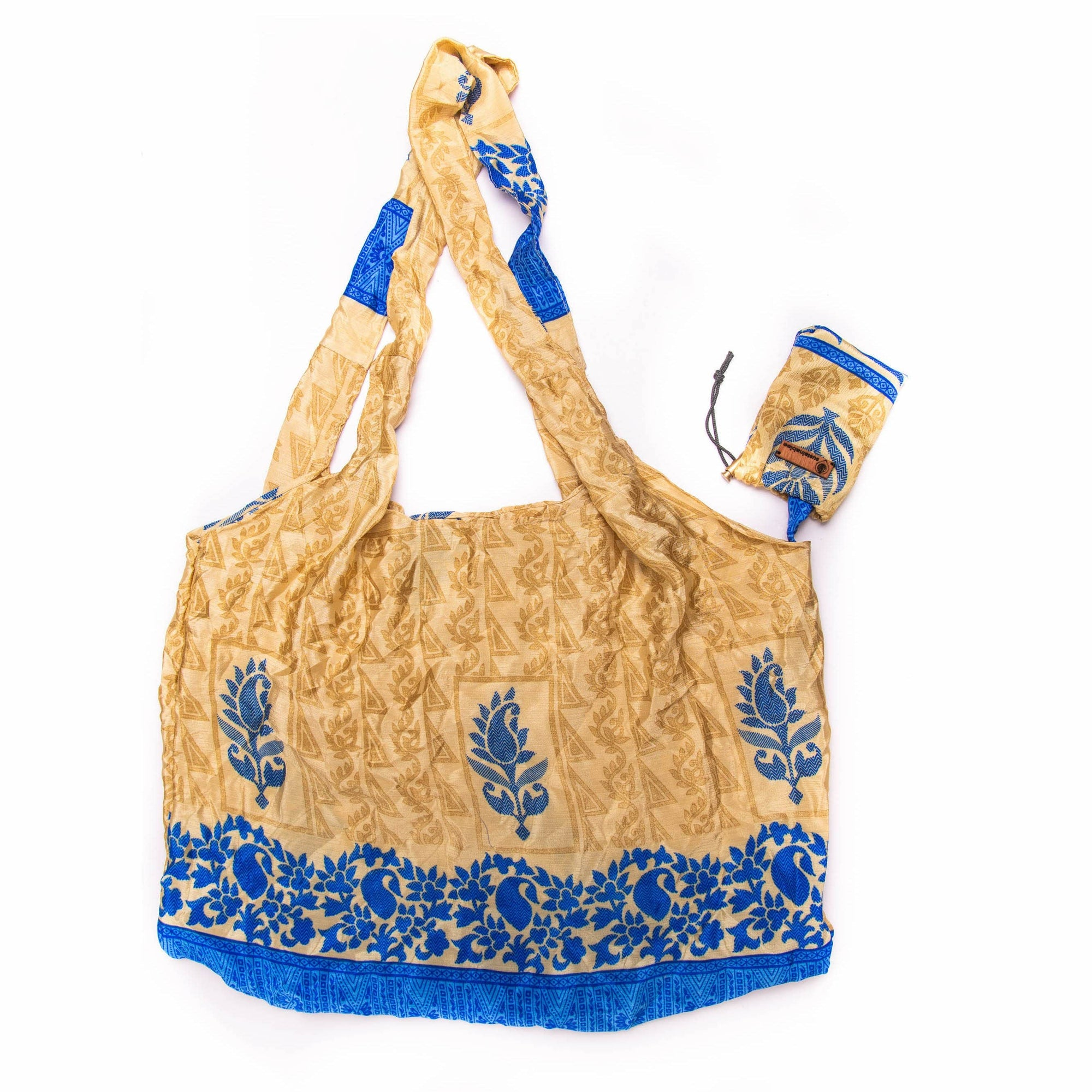 Saree Grocery Bags
