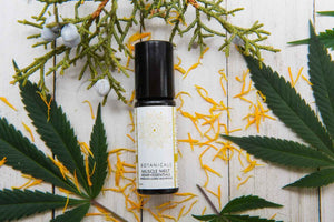 Muscle Melt Essential Oil Roller by Satva Botanicals
