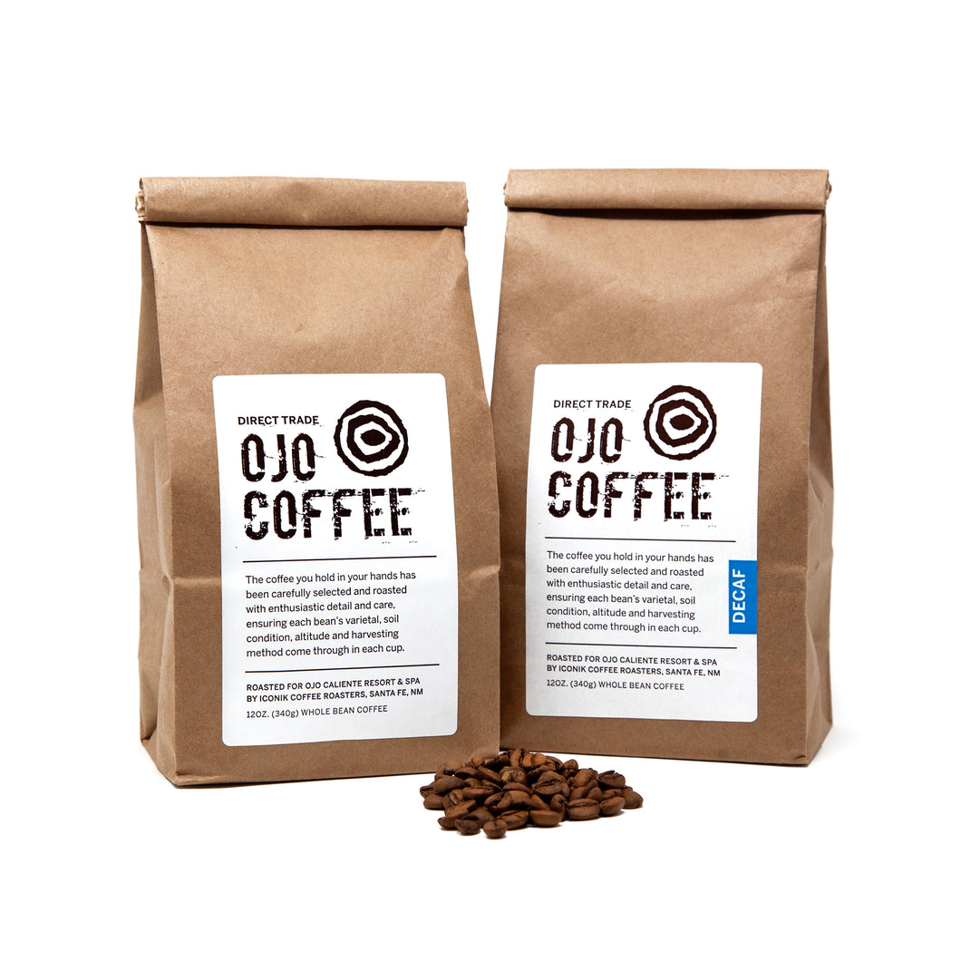 Ojo Locally Roasted Coffee