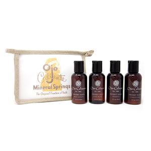 Ojo Hair & Body Travel Gift Set