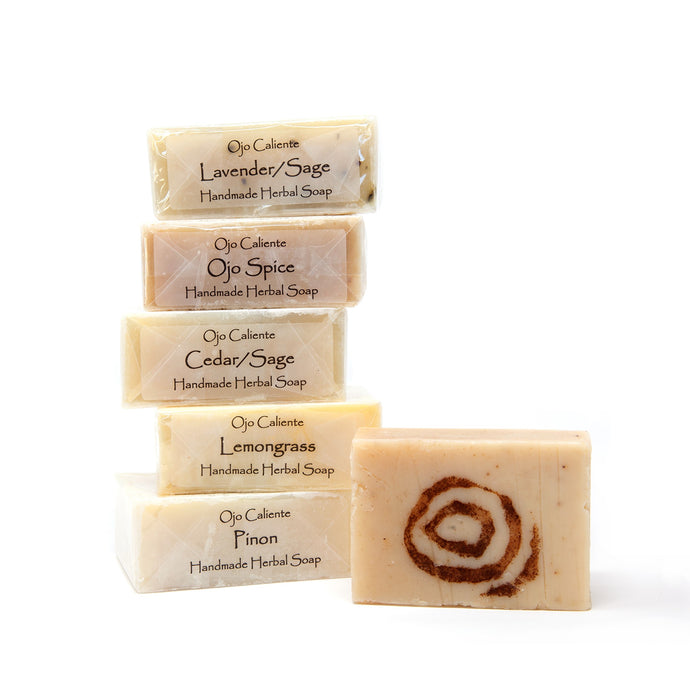 Ojo Naturally Scented Soaps