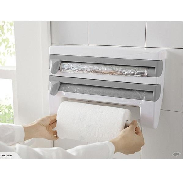 Three-way Roll Holder and Dispenser(HOT SALE 50% OFF)