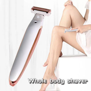 New Electric Lady Shaver Razor Flawless Body Shaver
