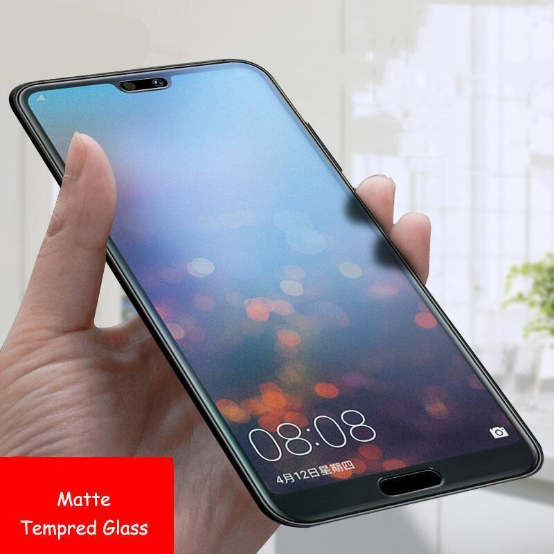 Matte Tempered Glass Screen Protector for Huawei P20 P20Pro P10 Mate10Pro Nova 3e Nova 3i