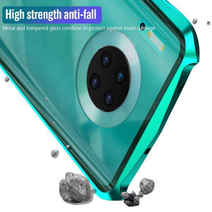 Full Protection Magnetic Adsorption Phone Case 360 For Huawei Mate 30 30Pro