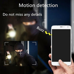 HD Wifi Micro Camera Night Version Mini Sports Camera with Motion Camera Sensor