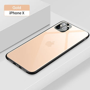 Apple X Mobile Phone Case Change Into iPhone11 Phone Cases