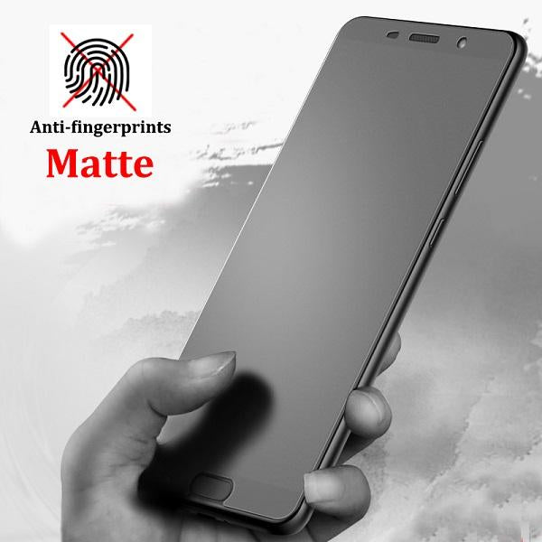 Matte Frosted Tempered Glass for Huawei P30 P20/P20Pro/Mate 20/Mate20X Screen Protector No Fingerprint
