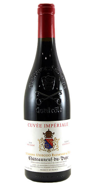 Domaine Usseglio 2014 Cuvee Imperiale Chateauneuf du Pape