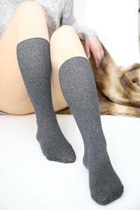 High Waisted Sock Shapewear Leggings