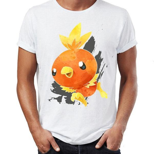 T Shirt Pokemon Poussifeu
