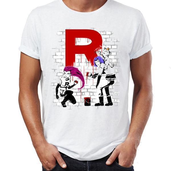 pokemon team rocket t shirt