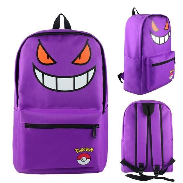 cartable ectoplasma pokemon boutique
