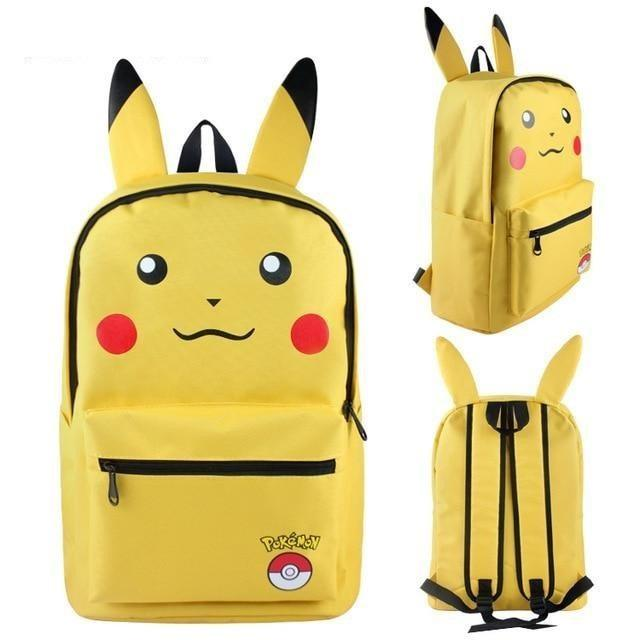 cartable pikachu pokemon boutique