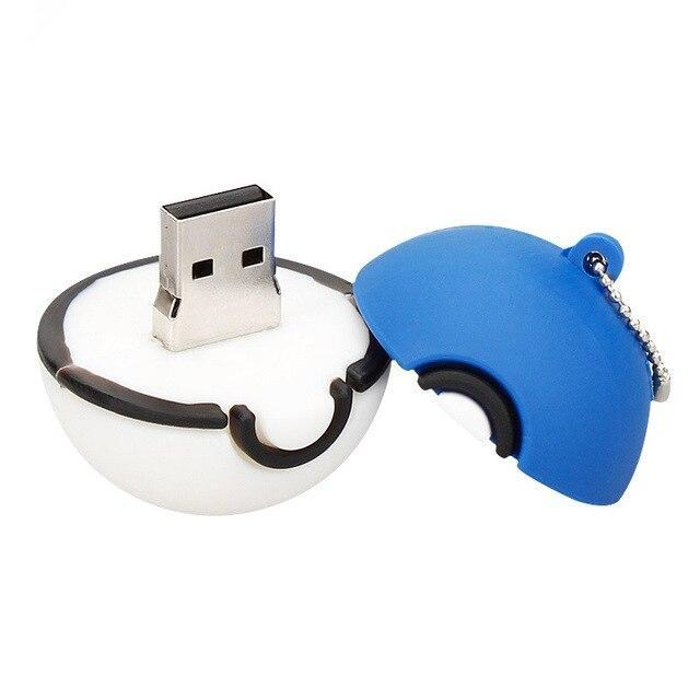 Clé USB Pokémon en forme de super ball