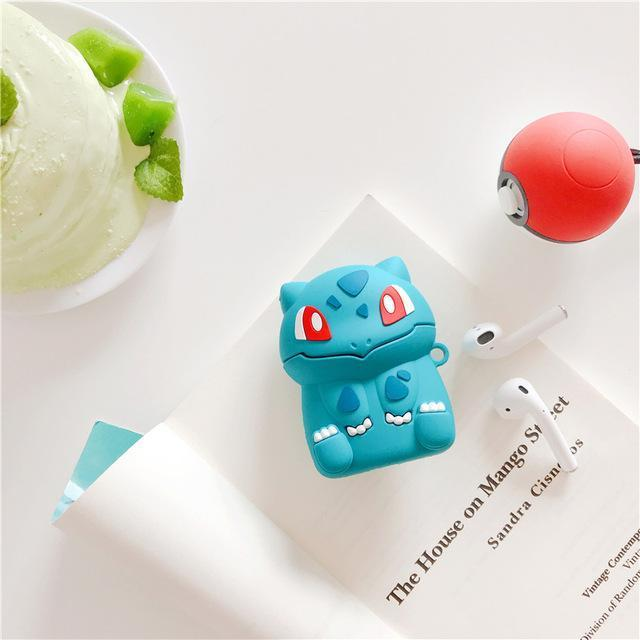 coque pokemon airpods bulbizarre boutique pokemon