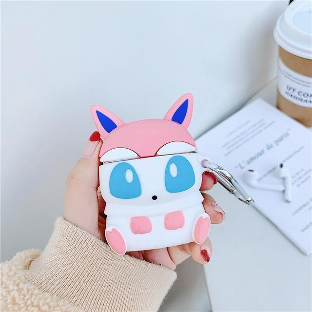 coque pokemon airpods nymphali