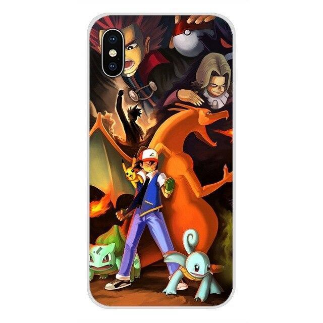 coque pokemon huawei dresseur pokemon