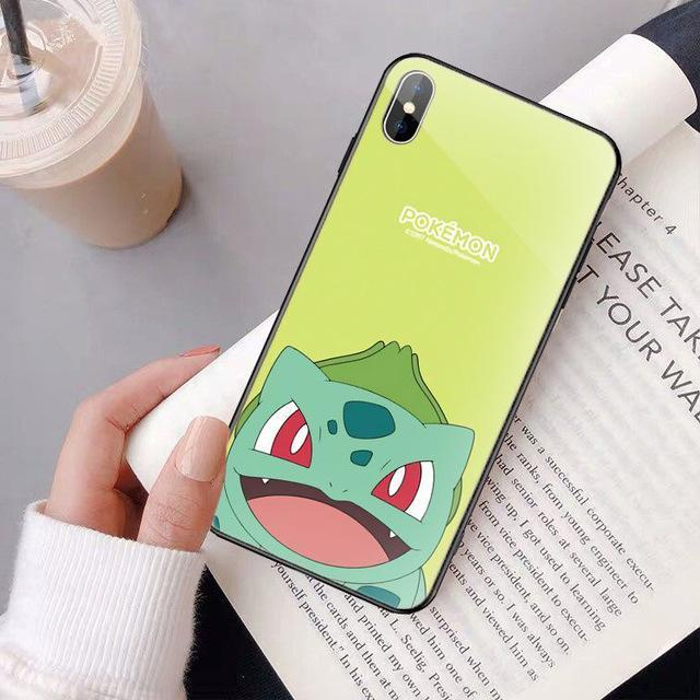 coque pokemon iphone bulbizarre