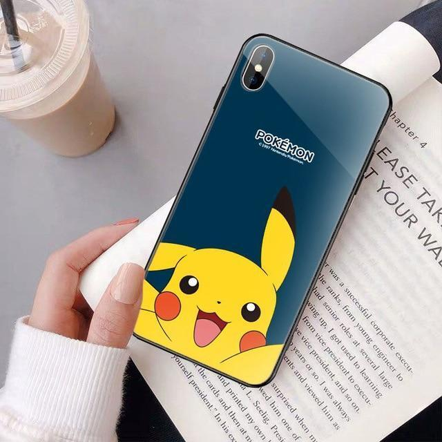 coque pokemon iphone pikachu