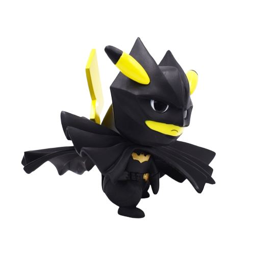 figurine pikachu batman