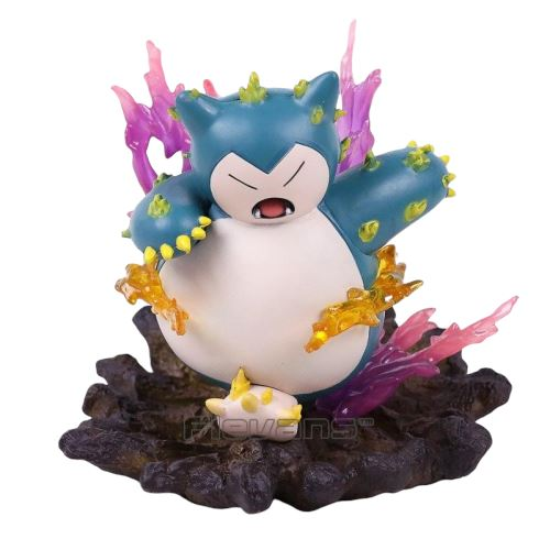 figurine pokemon ronflex