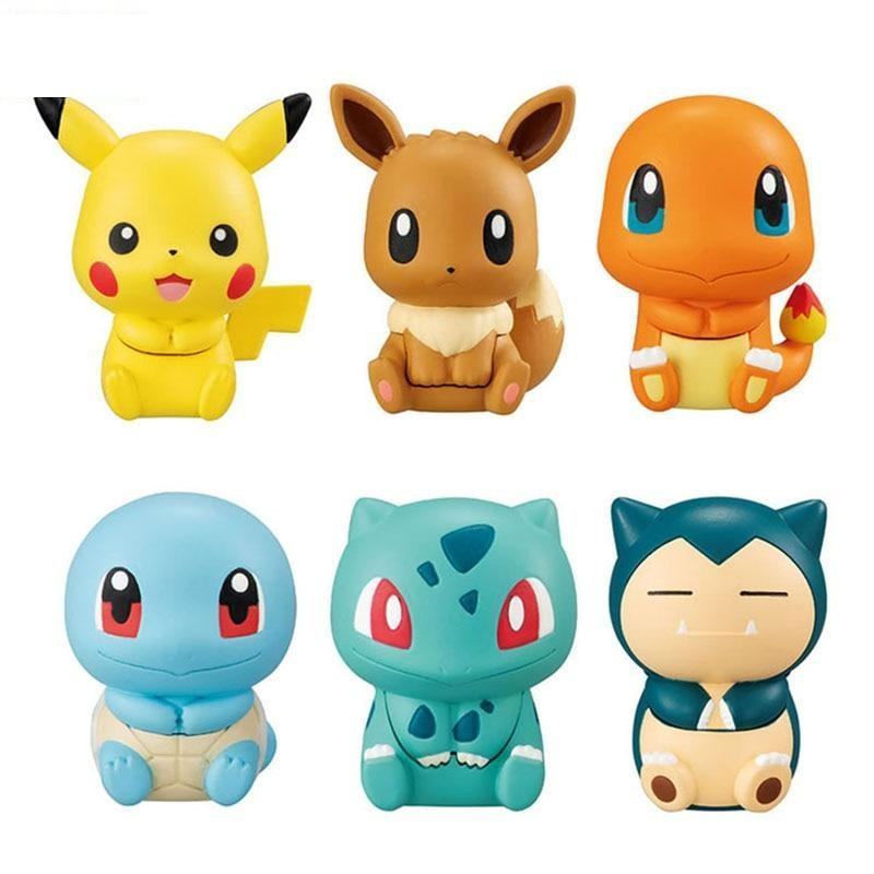figurine pokemon premiere generation
