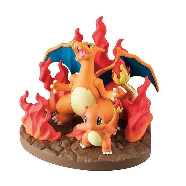 figurine pokemon dracaufeu