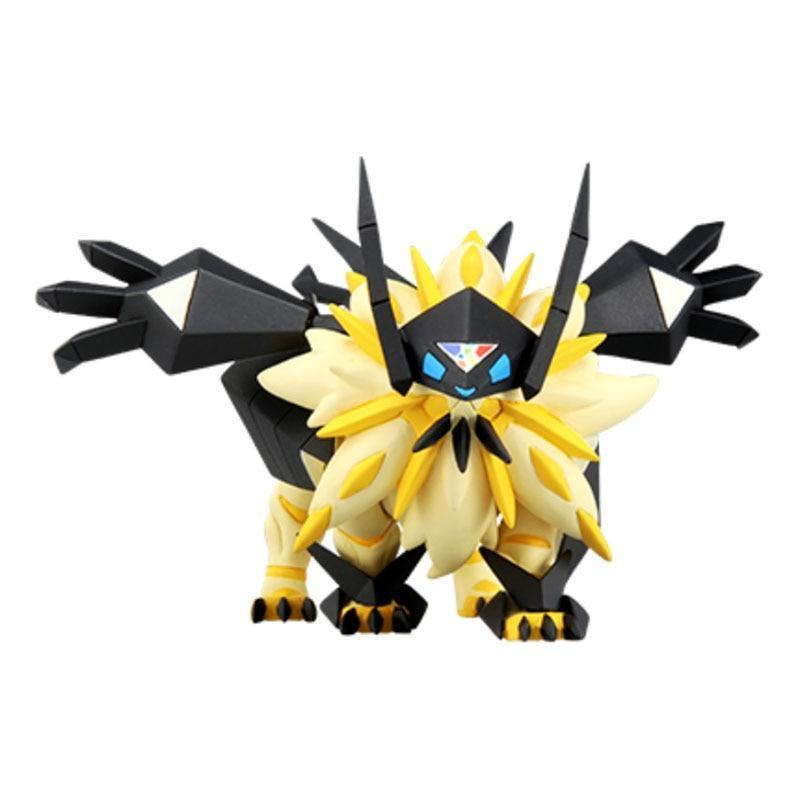 figurine pokemon necrozma criniere du couchant