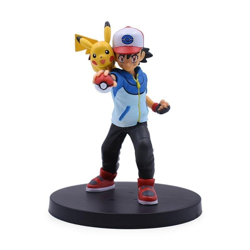 figurine sacha pokemon