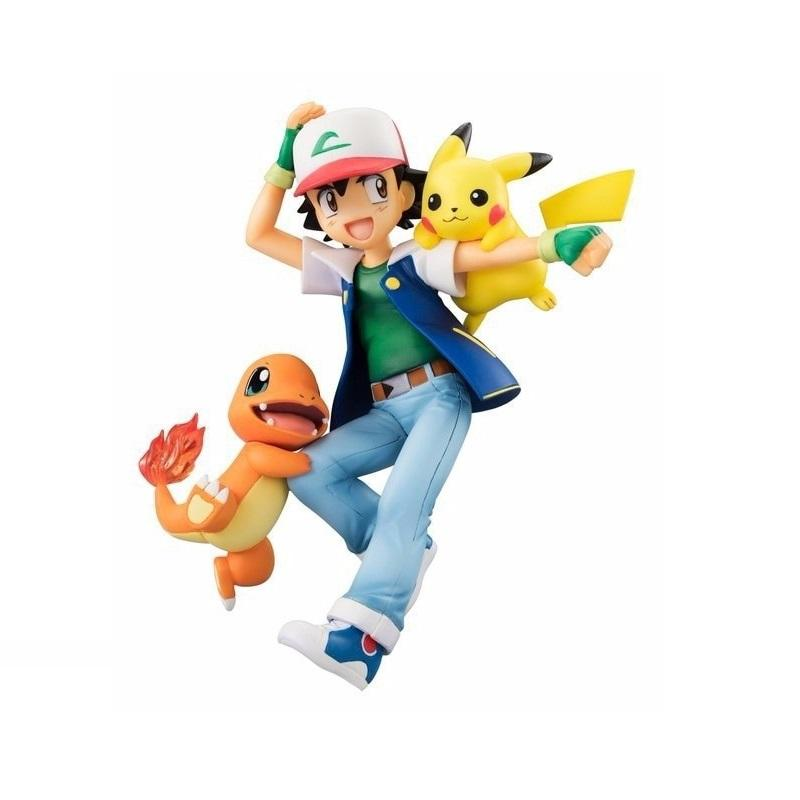 figurine pokemon sacha