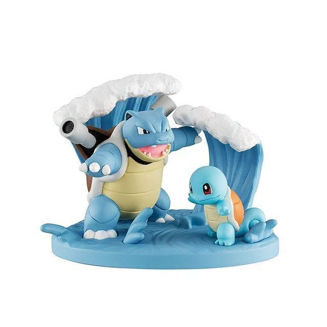figurine pokemon Tortank
