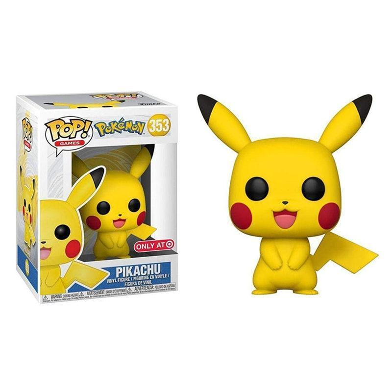 figurine pop pikachu
