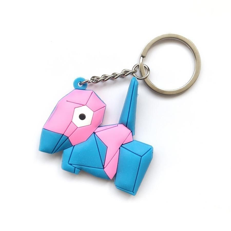 porte clé pokemon porygon