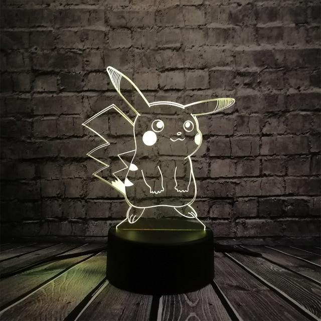 Lampes Pokemon