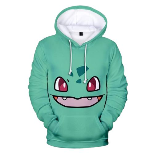 sweat pokemon bulbizarre